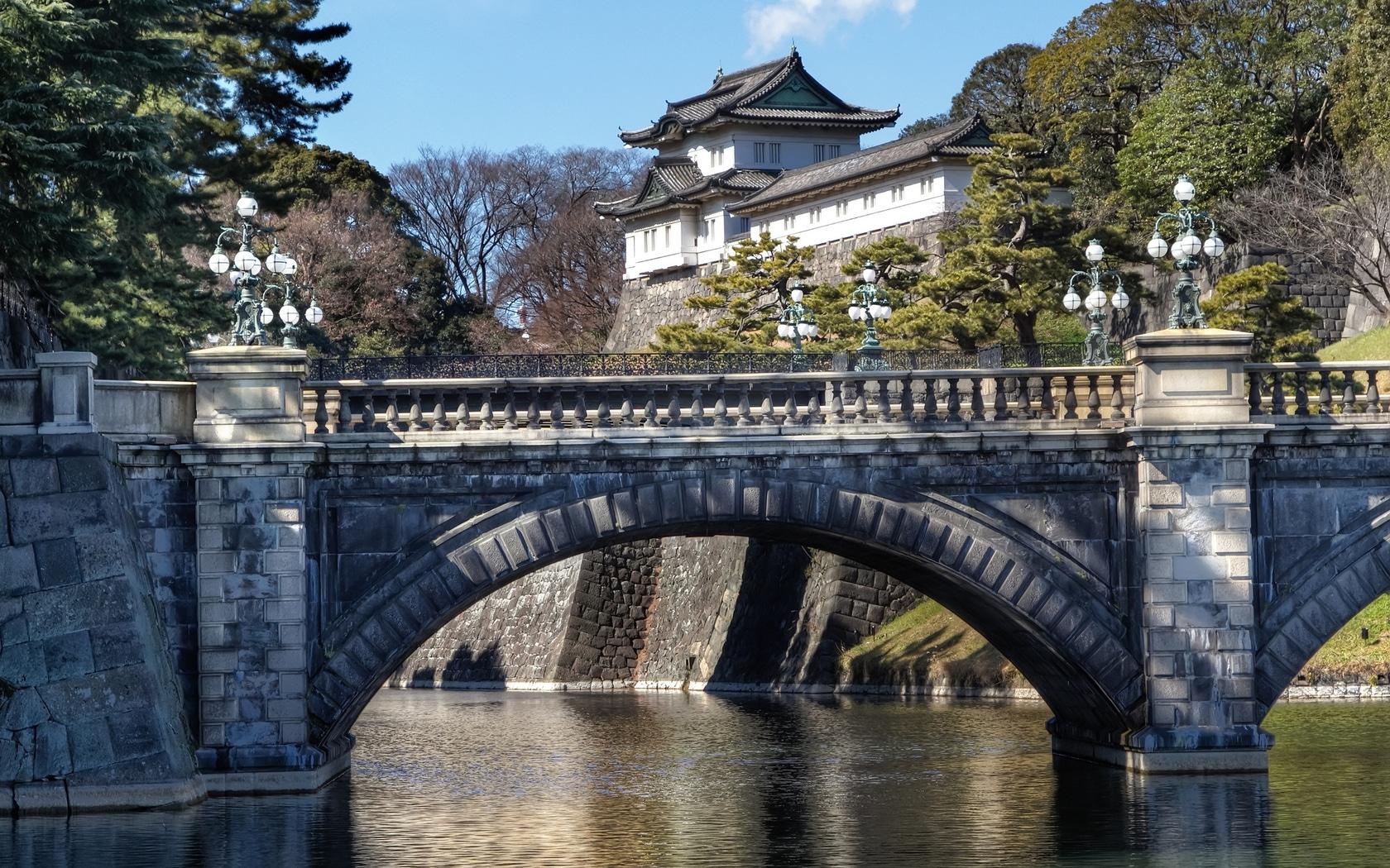 Palatul Imperial, Tokyo
