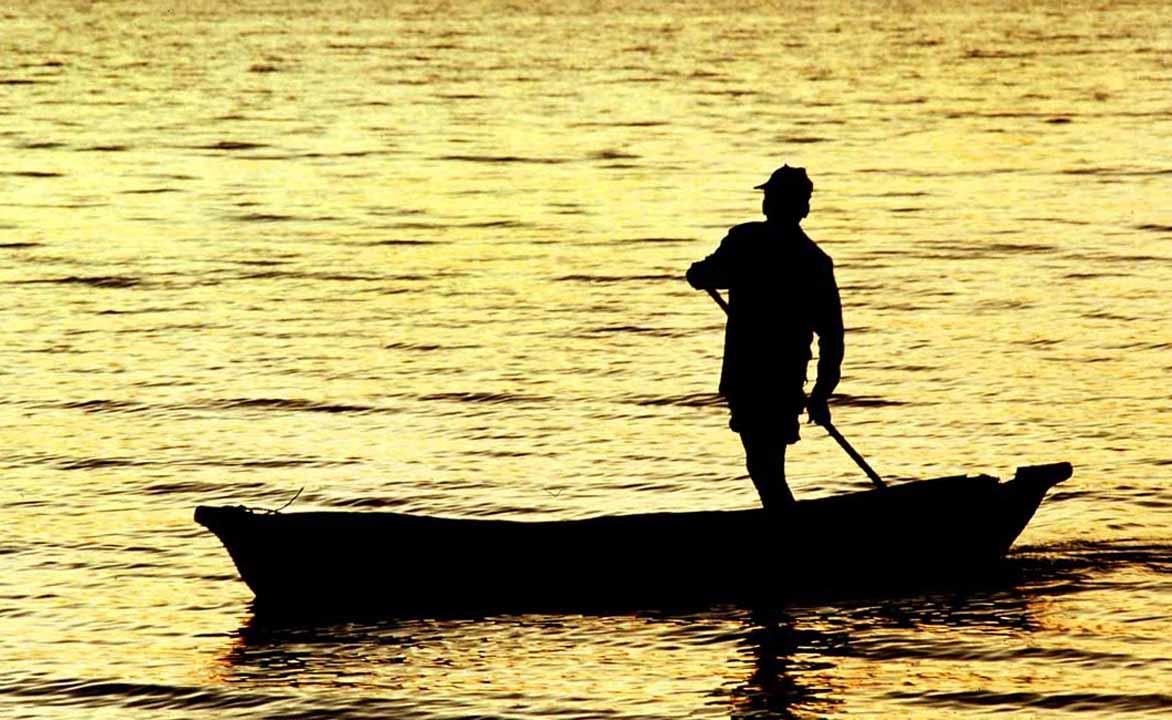 Pescuitul, principala ocupație a locuitorilor