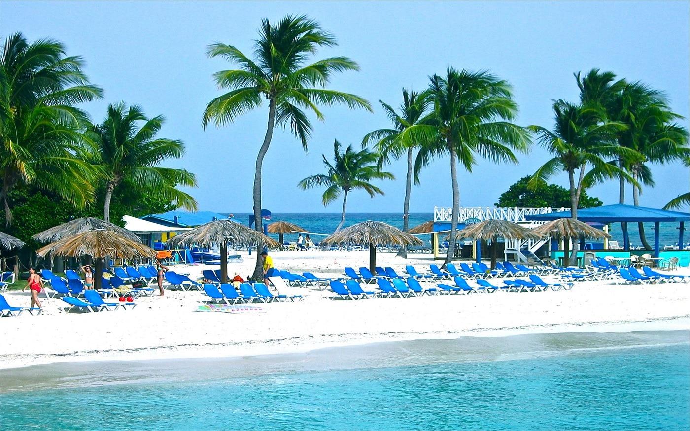 Plajele din Puerto Rico sunt o binecuvântare