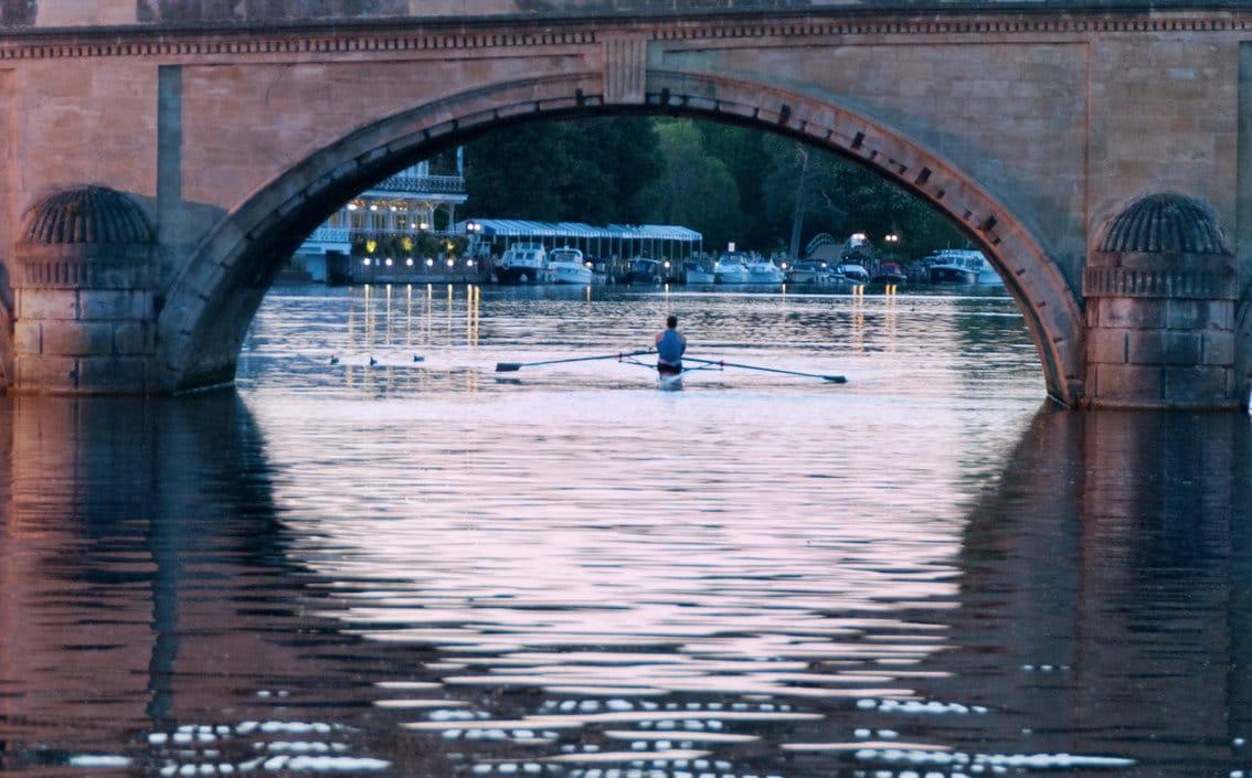 Podul din oraş a devenit deja un punct de reper
