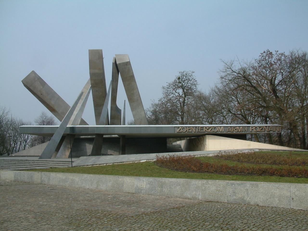 Monumentul Armatei din Poznan