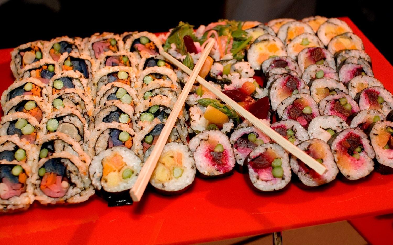 Preparatele japoneze sunt un deliciu