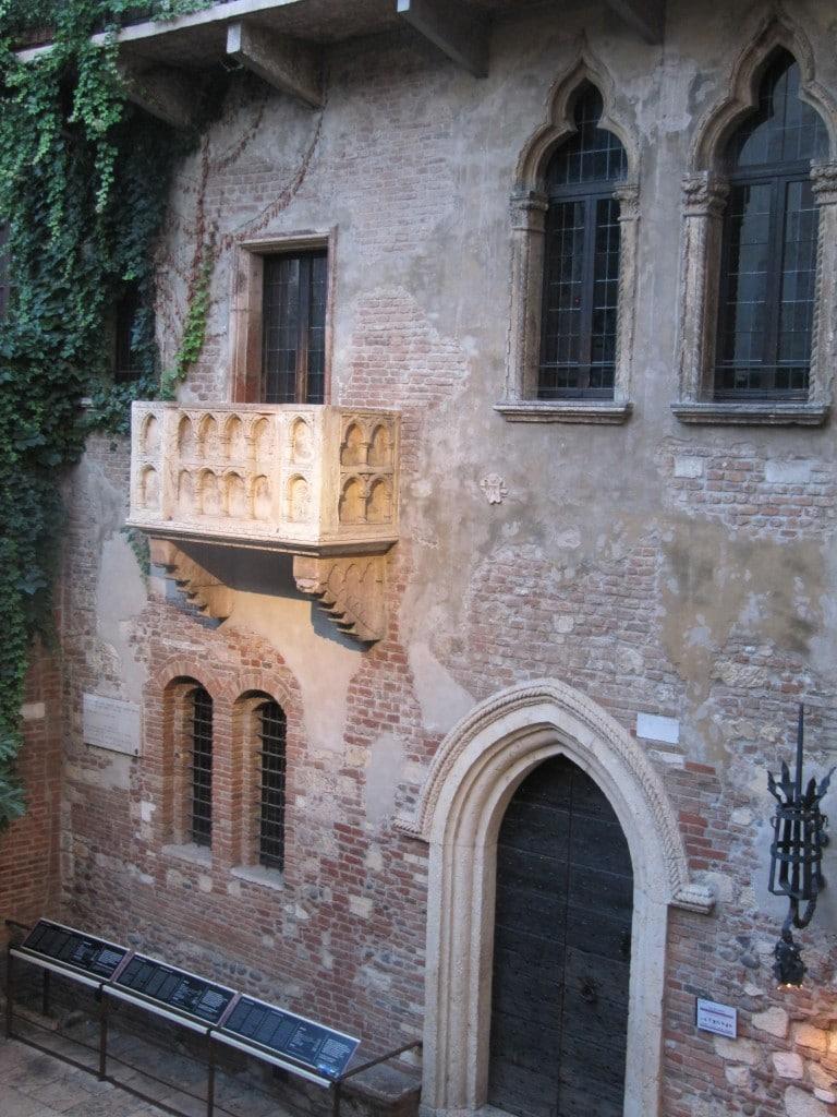 Presupusa casă a Julietei