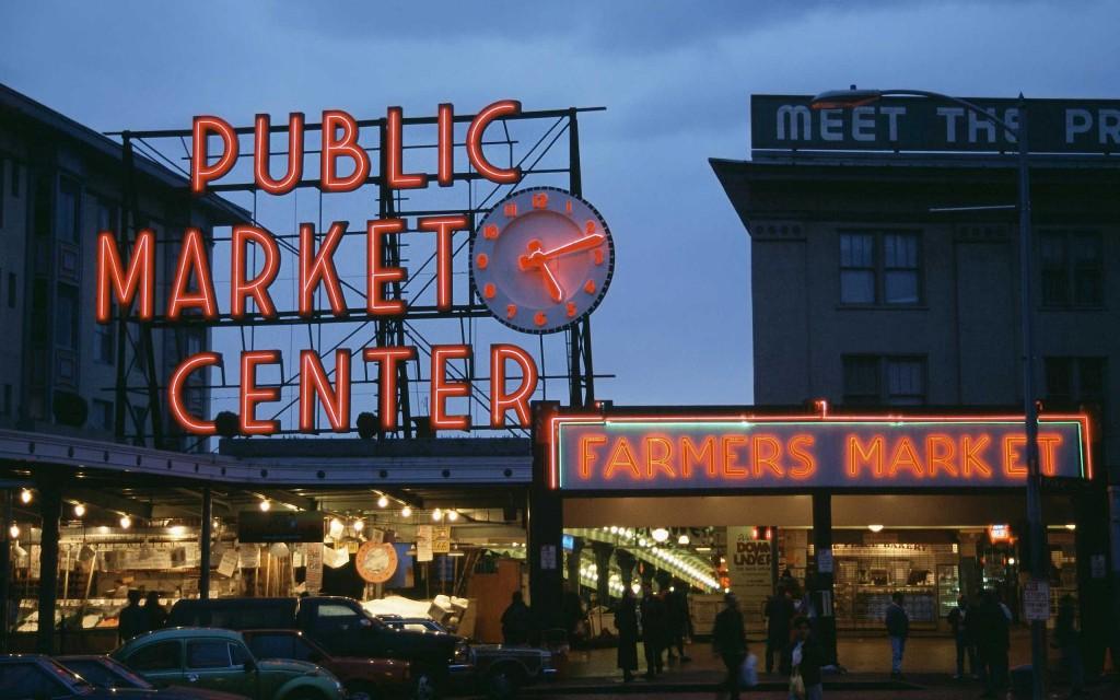 Public Market Center, o piață atrăgătoare chiar și pentru turiști