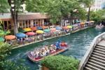 Restaurante și magazine la fiecare pas pe River Walk