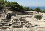 Ruine antice din Kamiros