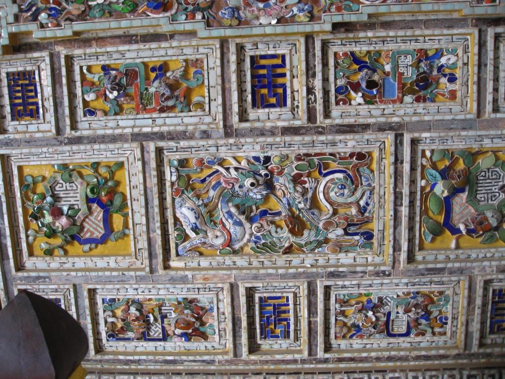 Tavanul de la Versailles în variantă vietnameză