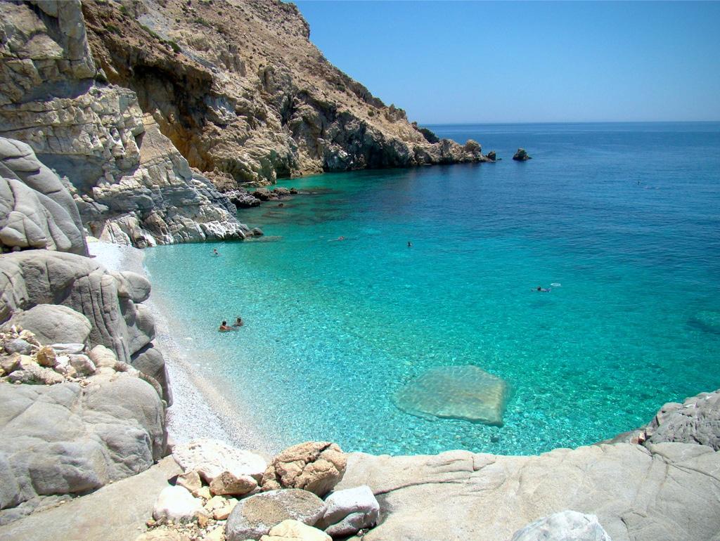 Thassos, una dintre cele mai frumoase insule grecești