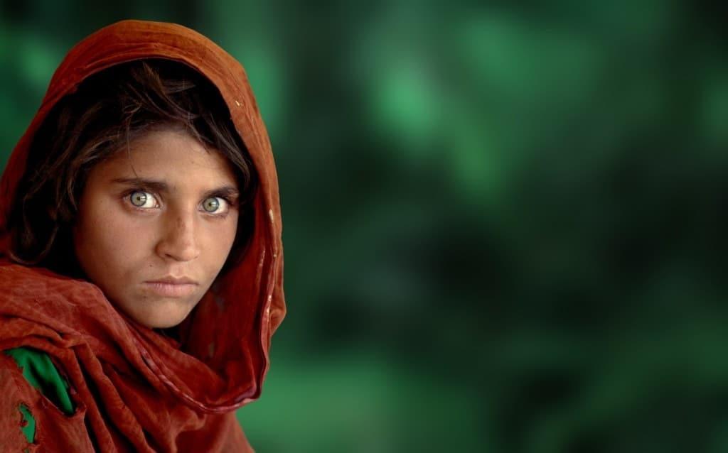 The Afghan Girl, fotografie ce a făcut ocolul pământului în 1985