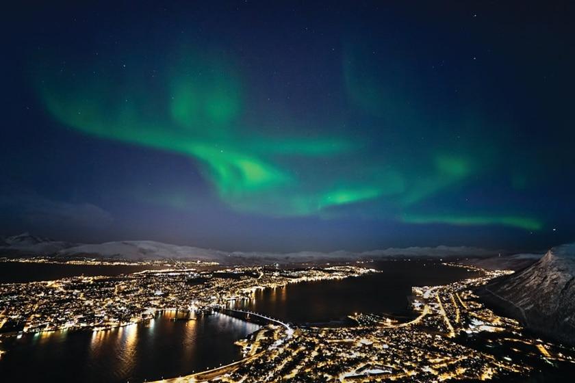 Tromso, Norvegia