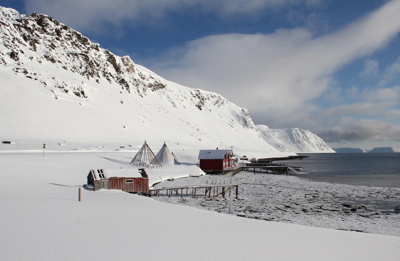 Tromso, iarna
