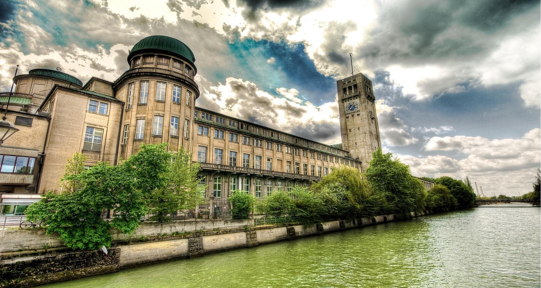 Deutsches Museum din Munchen