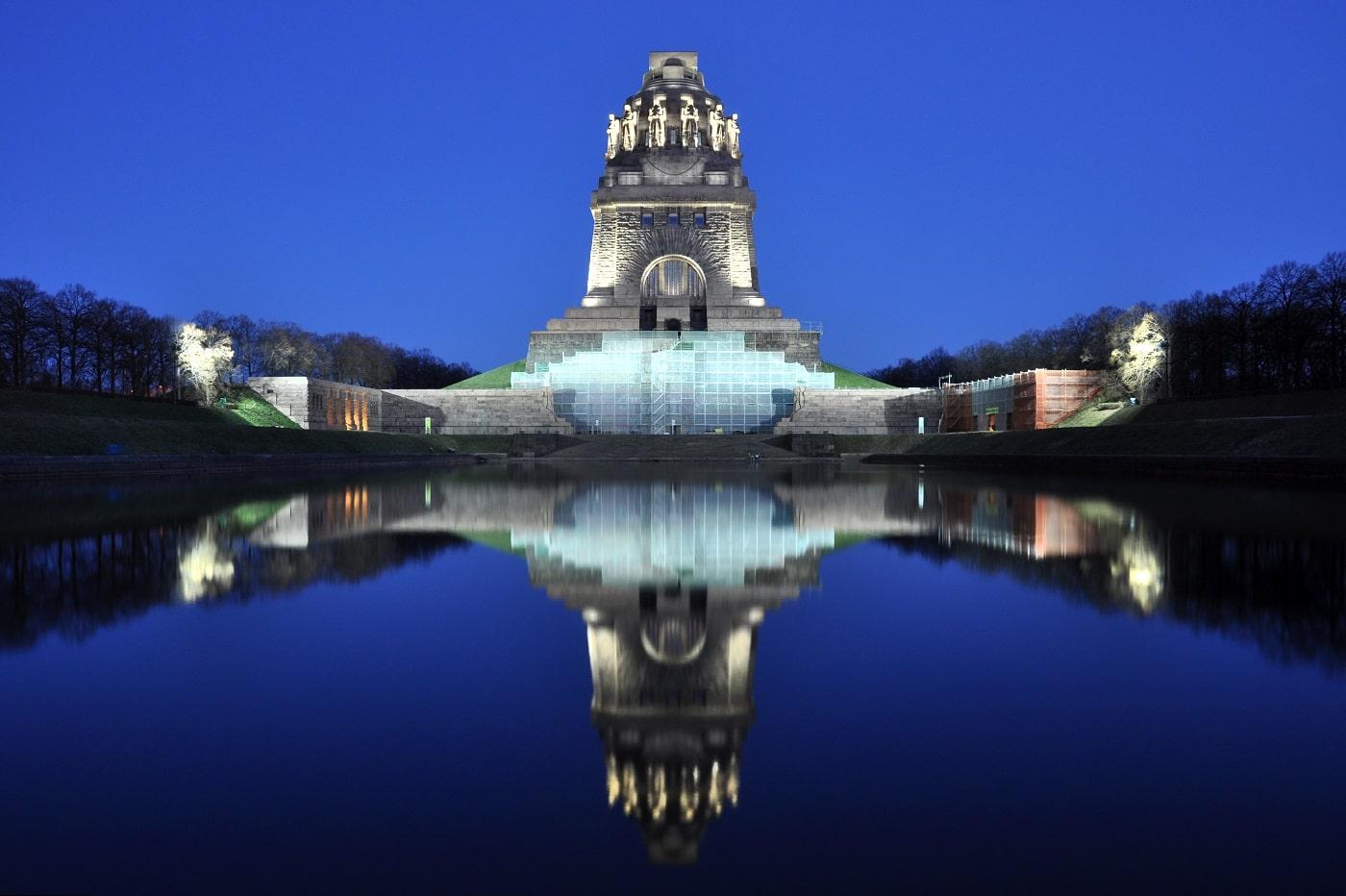 Völkerschlachtdenkmal, Leipzig