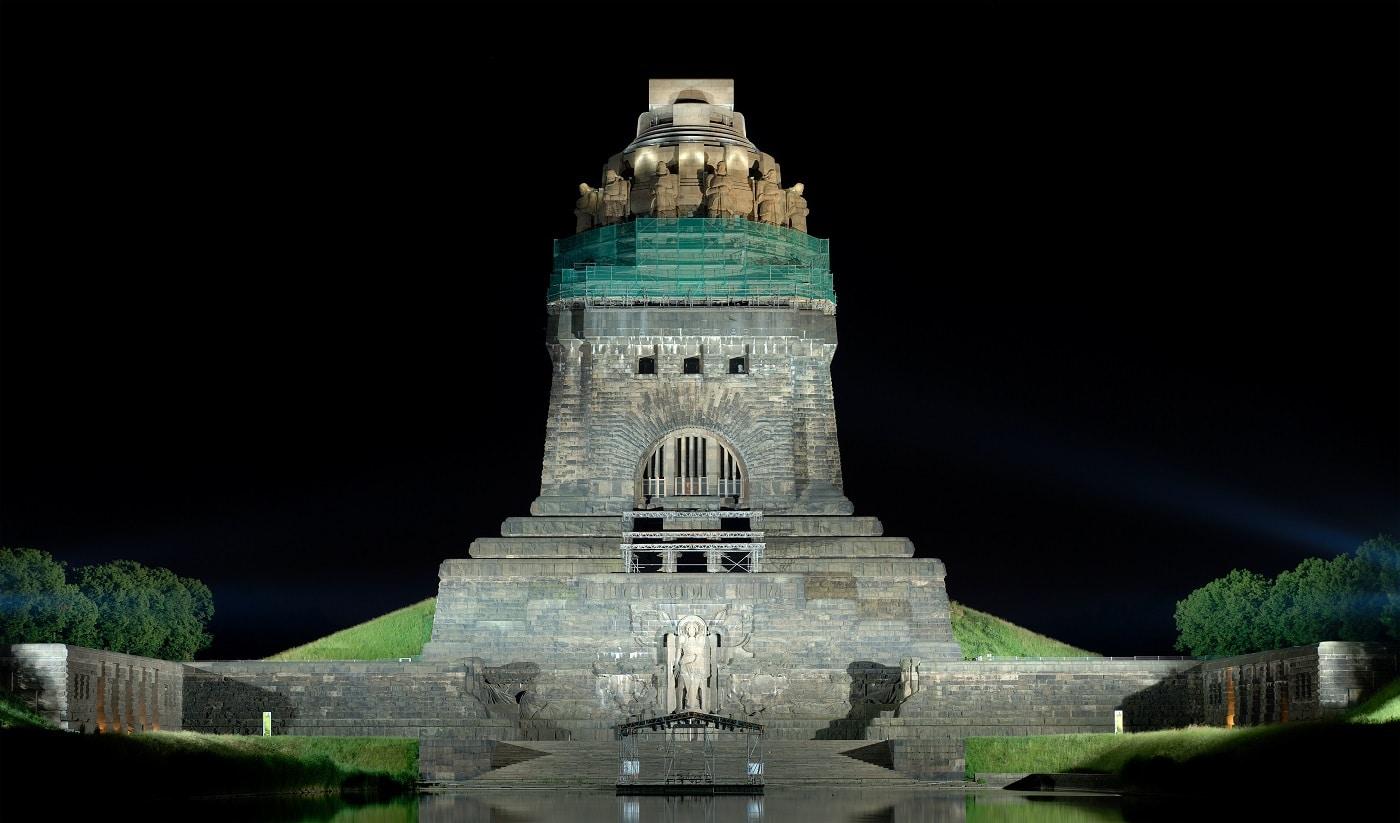 Völkerschlachtdenkmal, unul dintre cele mai frumoase monumente ale lumii