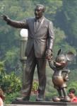 Walt Disney și copilul său Mickey Mouse