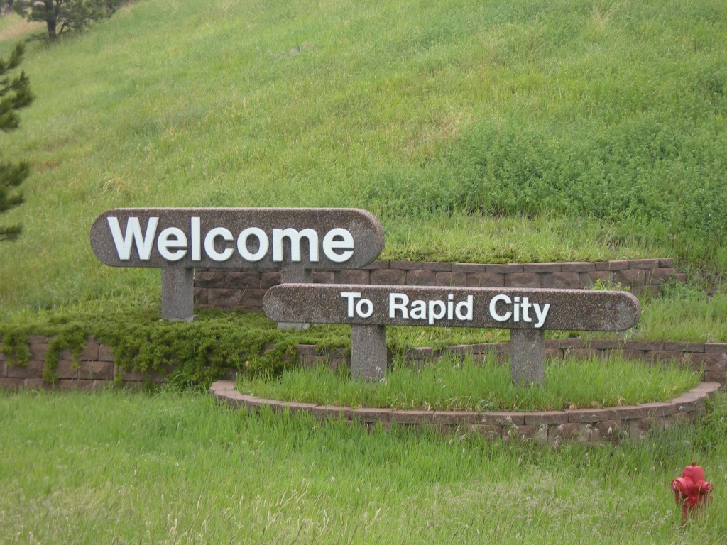 Welcome to Rapid City