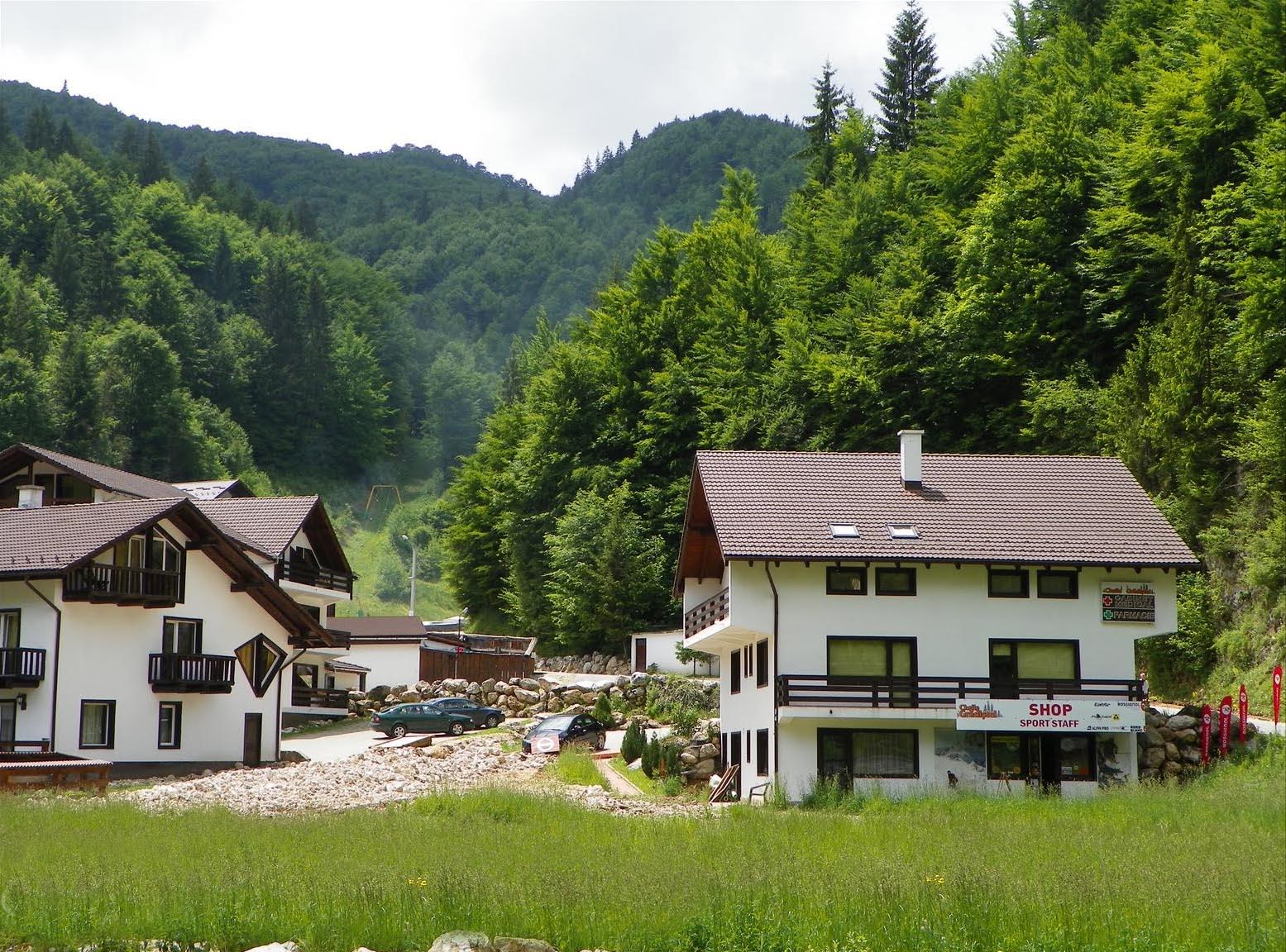Complexul turistic Cheile Grădiștei