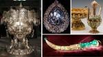 Exemplare din colecţia de comori ale Trezoreriei din Topkapi