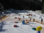 Fun Parc de pe Pârtia Kalinderu din Bușteni