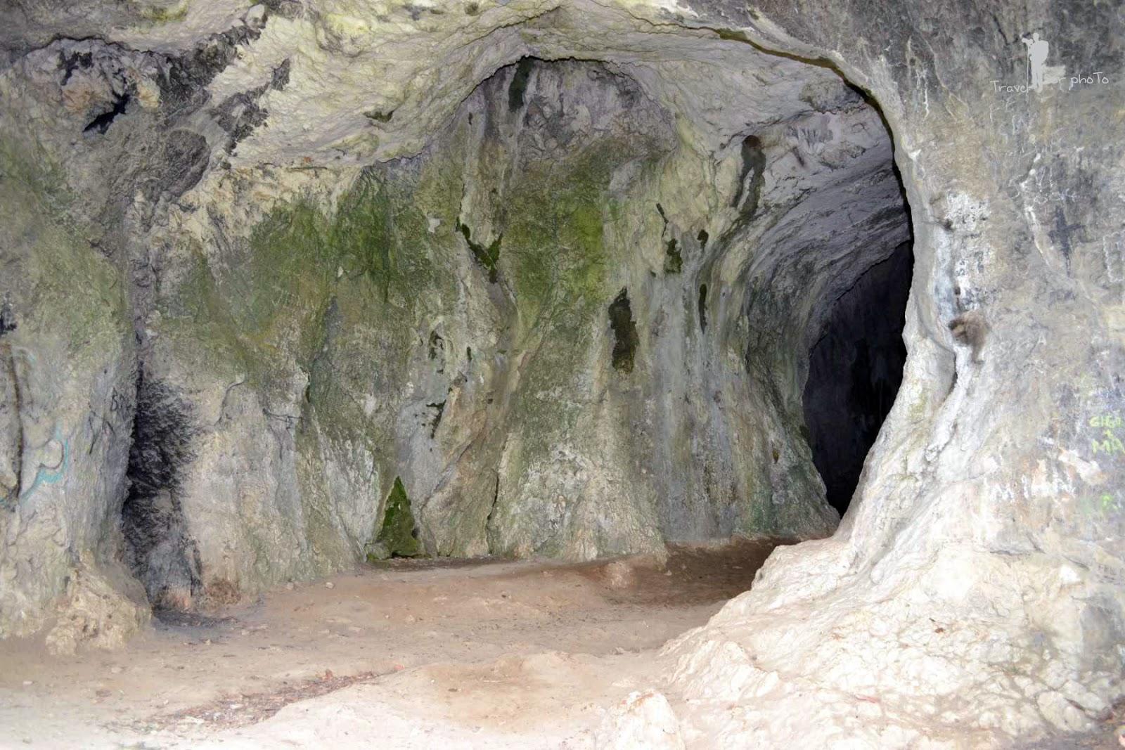 Intrarea în Peștera Liliecilor