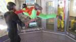 Genting Sky Venture, primul simulator al unei parașutări din Asia