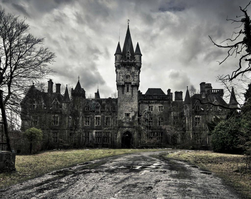 Castelul Miranda, Celles, Belgia
