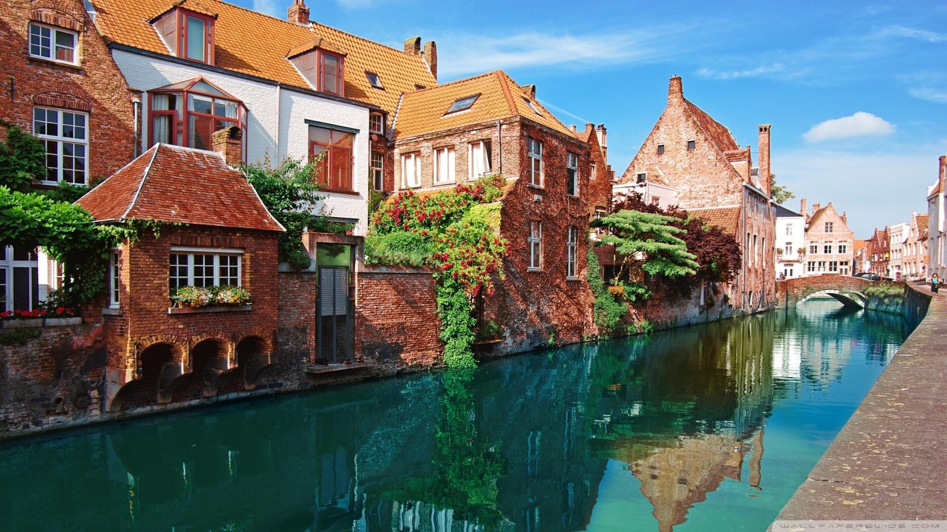 Bruges, un oraș minunat din Belgia