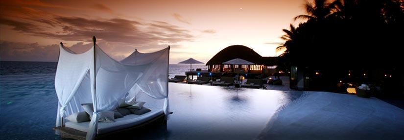 Seri romantice în cadrul Resortului Niymana din maldive