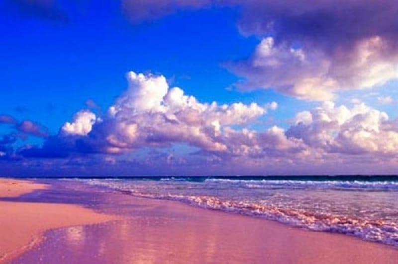 Pink Beach, Insula Santa Cruz, Filipine