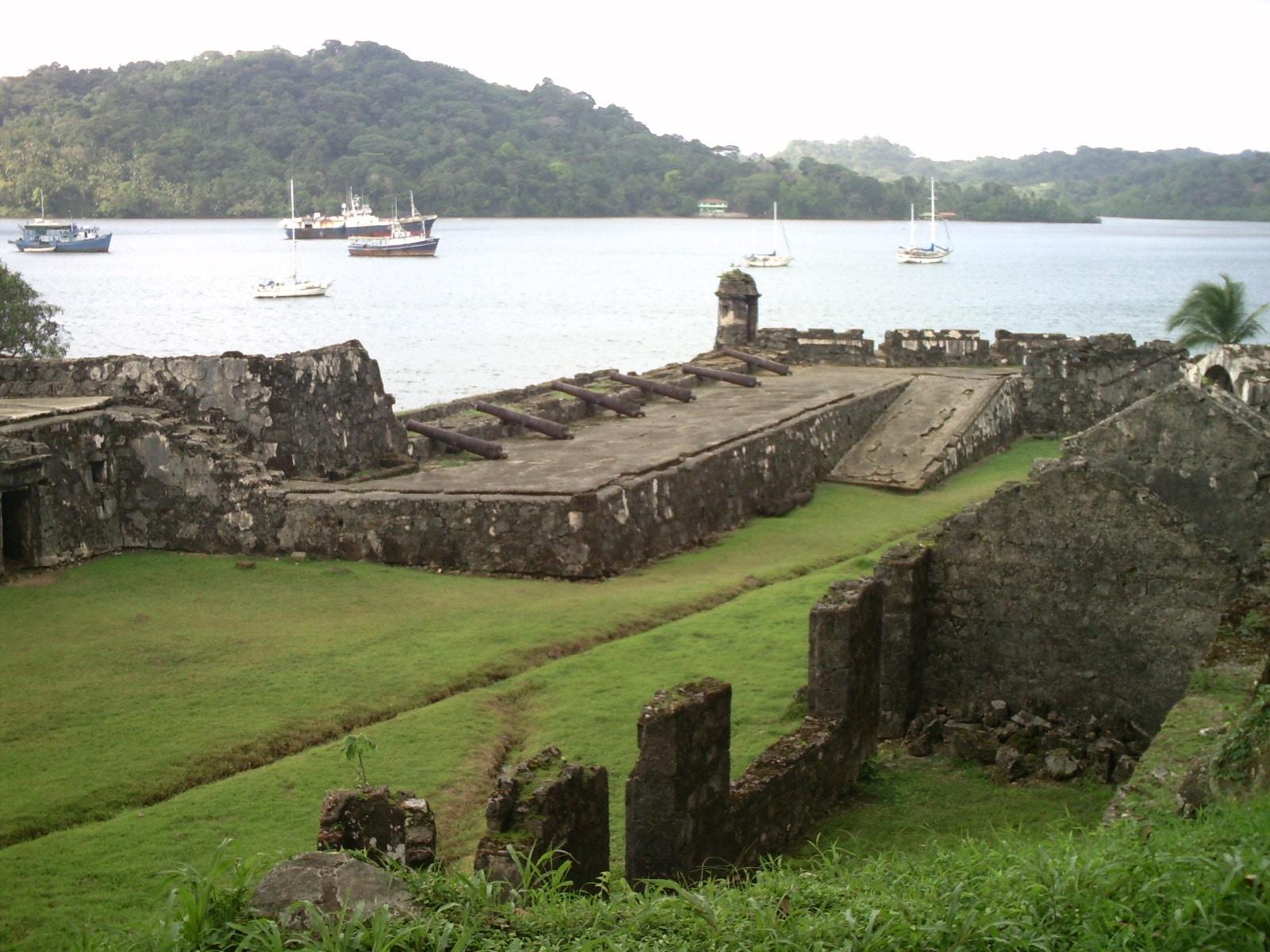 Portobelo. - un orășel colonial din Panama