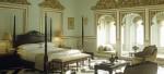 Cameră din Hotelul Taj Lake Palace