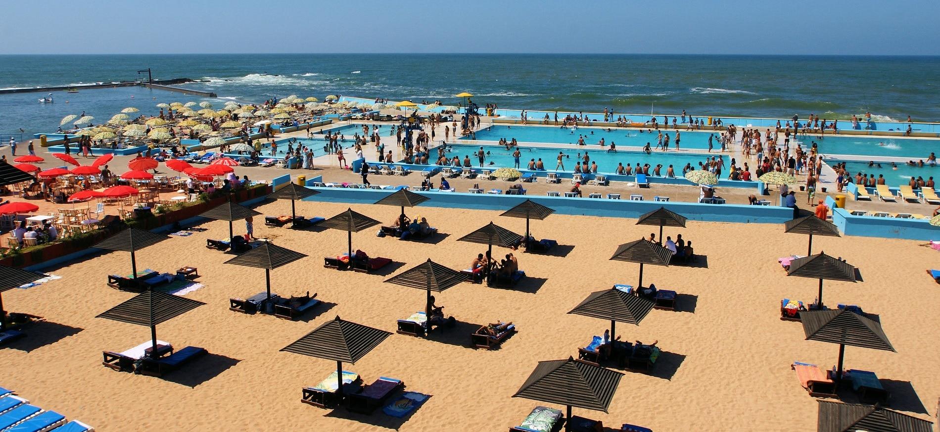 Plajele din Casablanca sunt cele mai bune plaje din Maroc