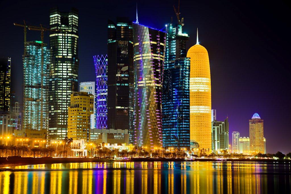Luxul, opulența și arhitectura deosebită a clădirilor din Doha