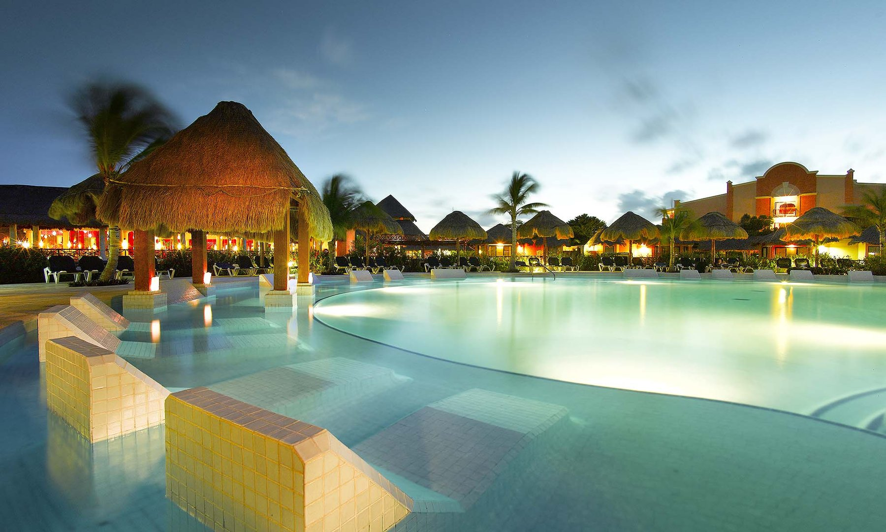 Hotel Grand Palladium Collonial Resort & Spa din Riviera Maya, Mexic