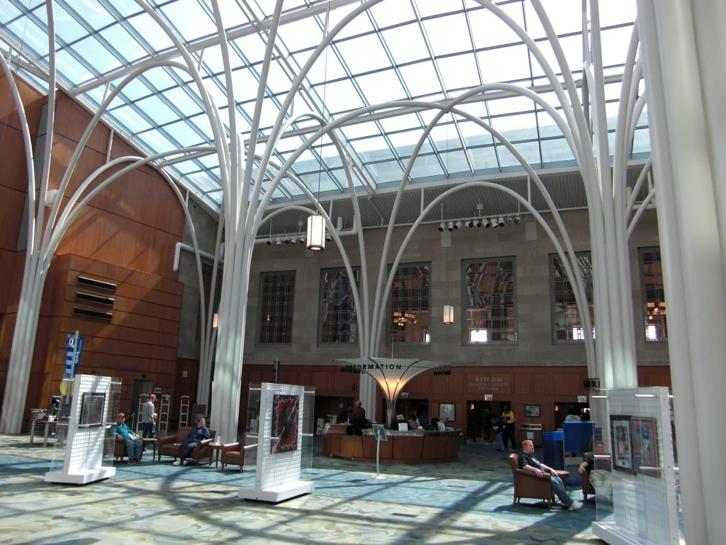 Biblioteca din Indianapolis