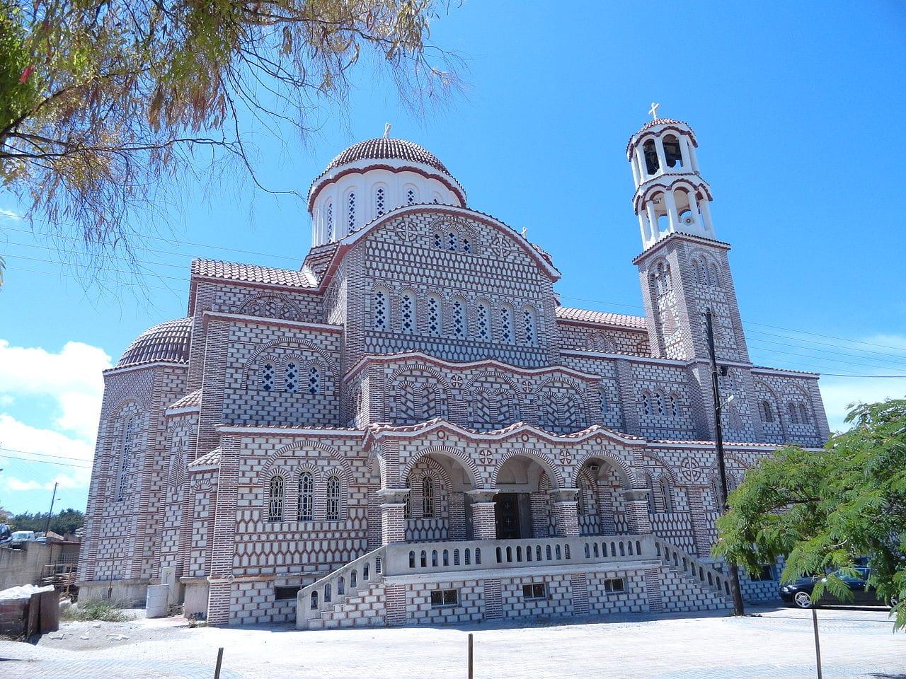 Biserica Sfântul George, Potidea