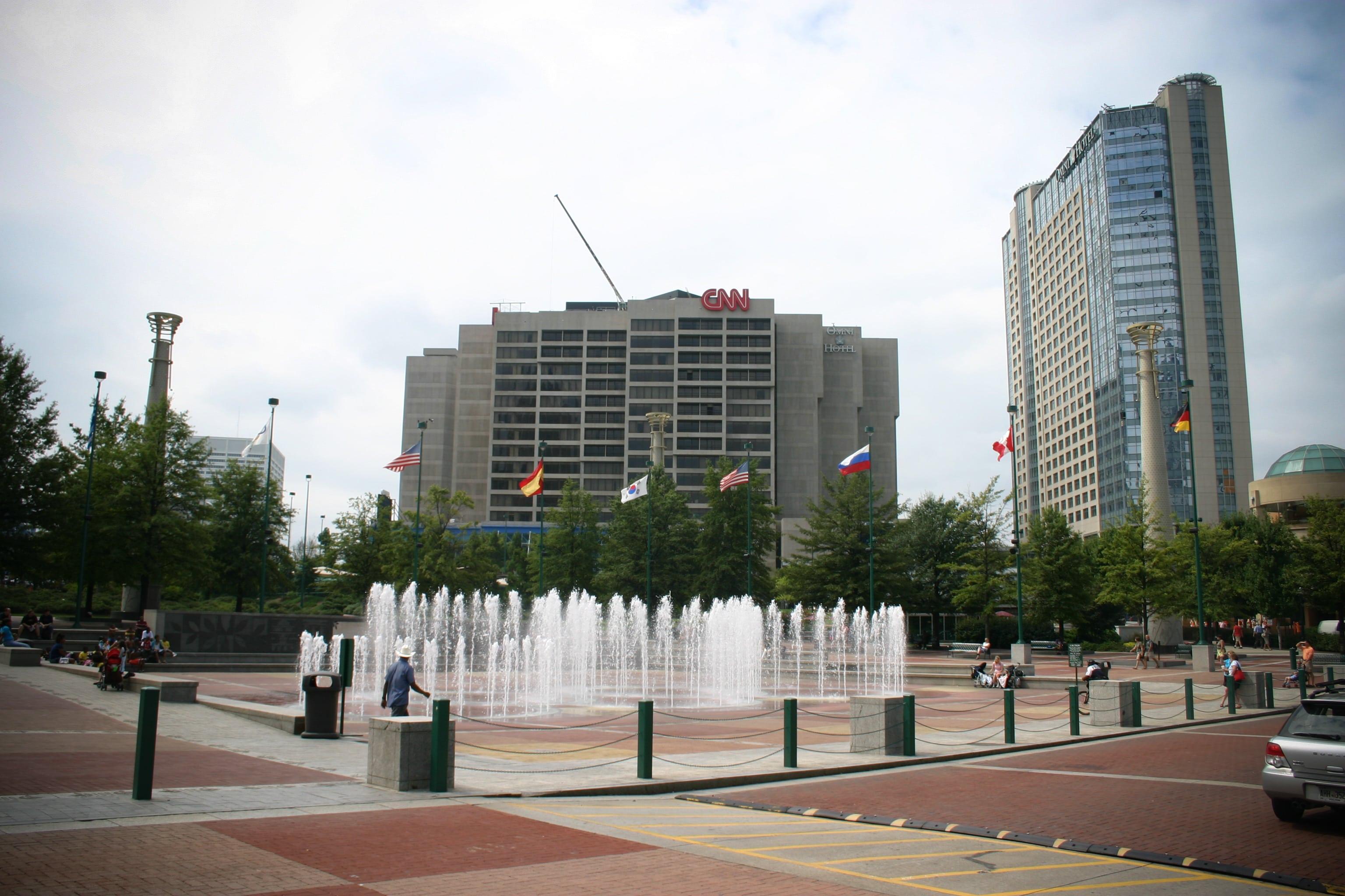 Aglomerația obișnuită pe aeroportul din Atlanta
