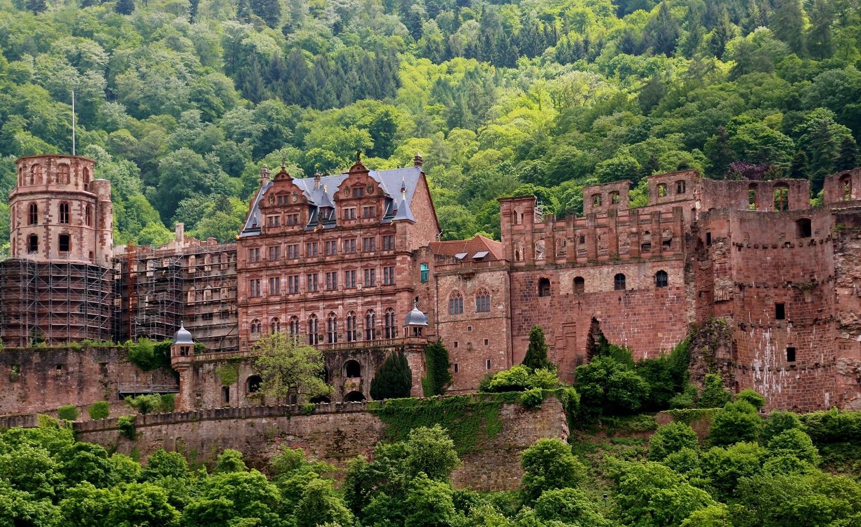 Castelul Heidelberg, Germania
