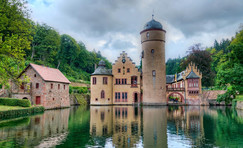 Castelul Mespelbrunn, Germania