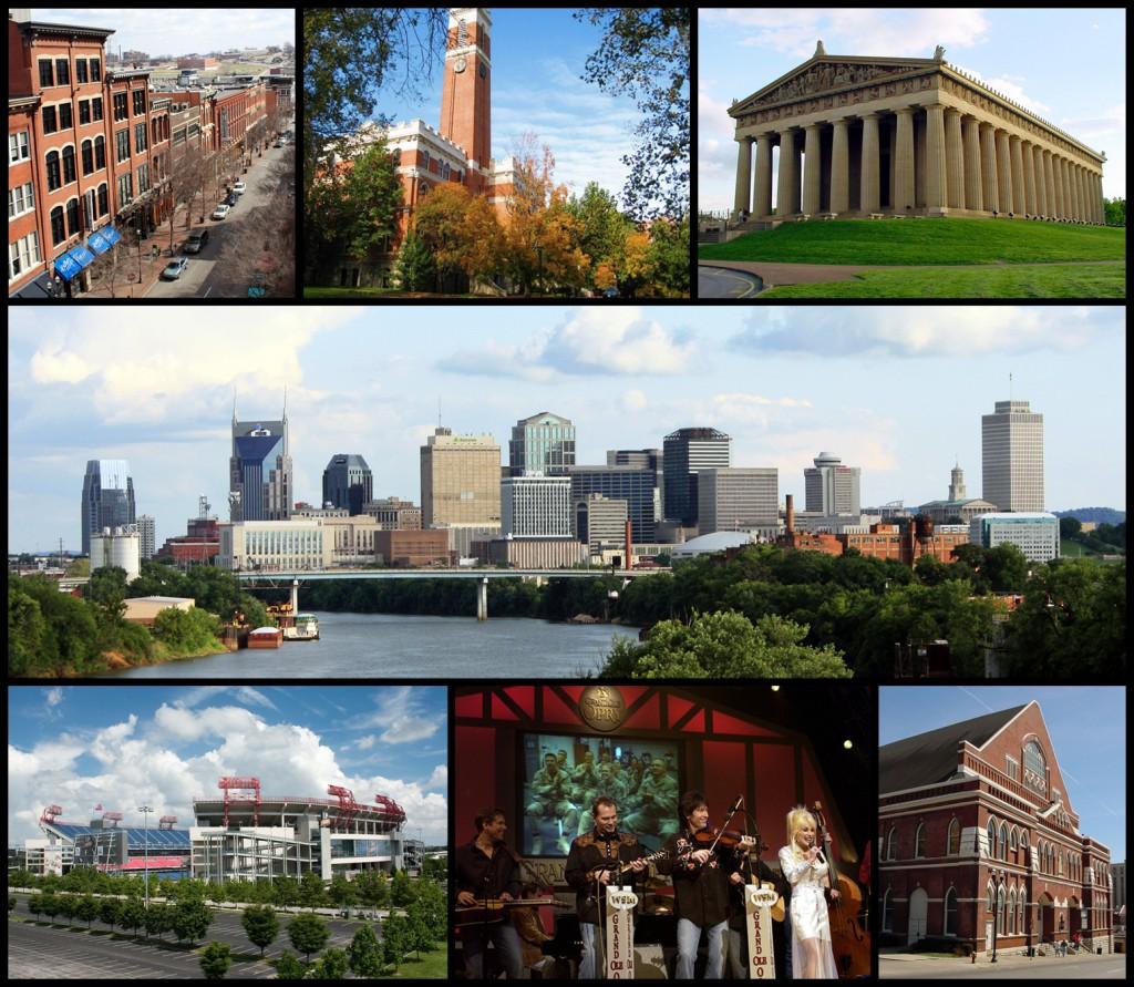 Cele mai interesante locuri din capitala statului Tennessee