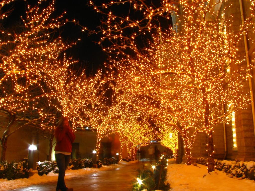 Crăciunul în Salt Lake City