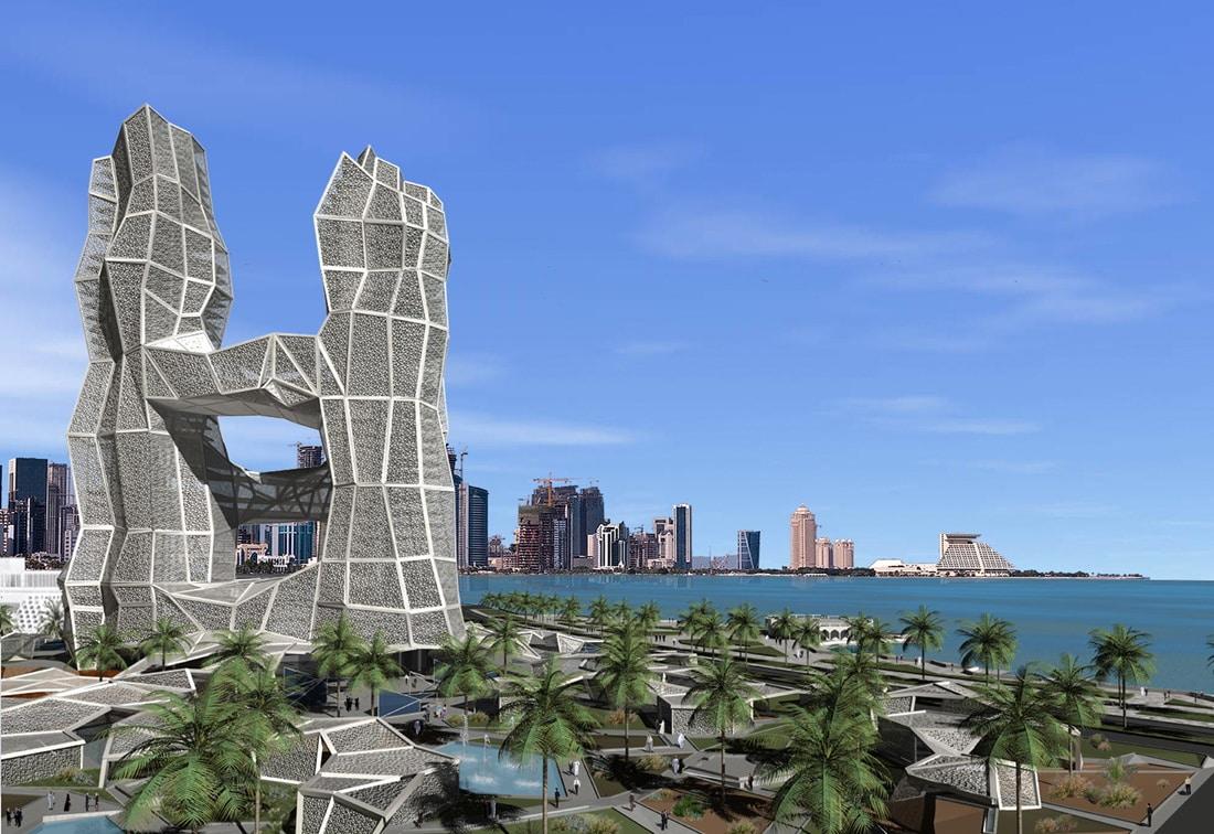 Doha - Capitala statului Qatar