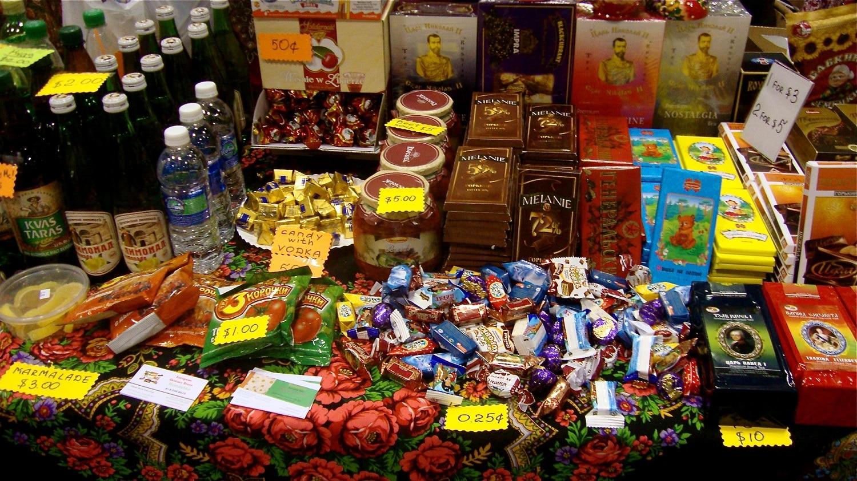 Dulciurile rusești sunt delicioase, iar prețurile sunt extrem de accesibile
