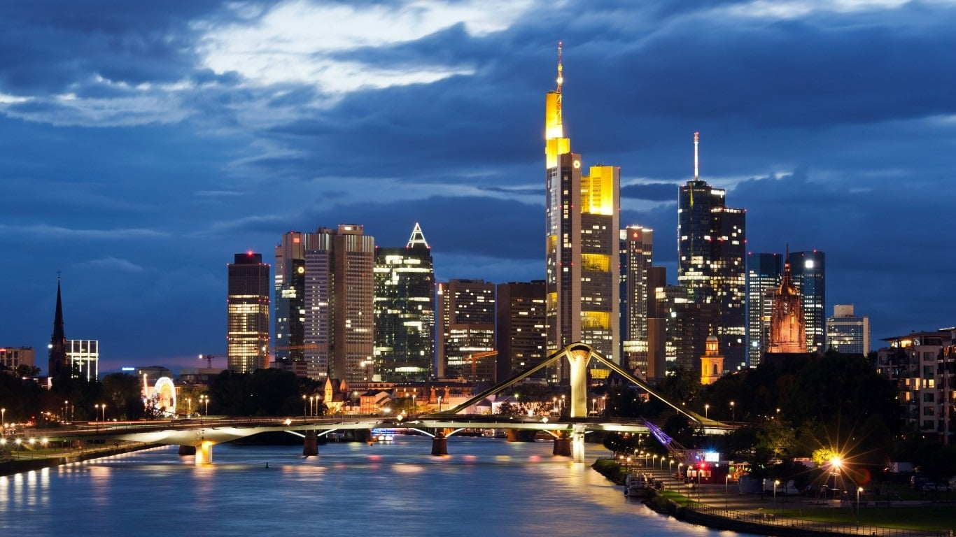 Frankfurt, Germania