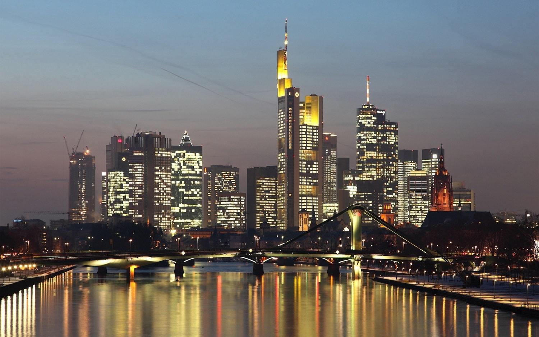 Frankfurt, unul dintre cele mai frumoase orașe germane