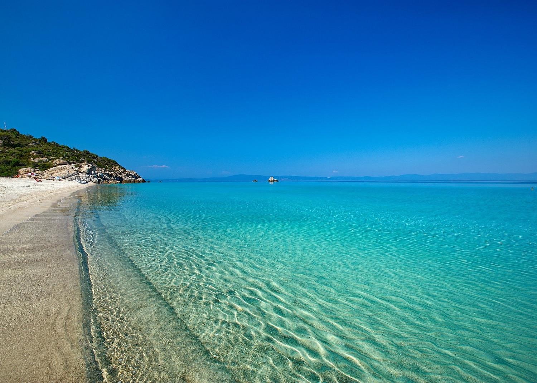 Halkidiki, o imensitate de plaje fine și ape limpezi