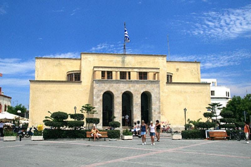 Muzeul arheologic din Kos