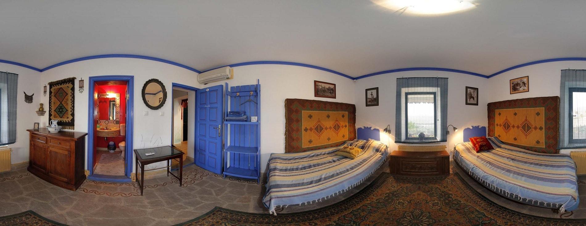 Cameră din Casa Lavanda