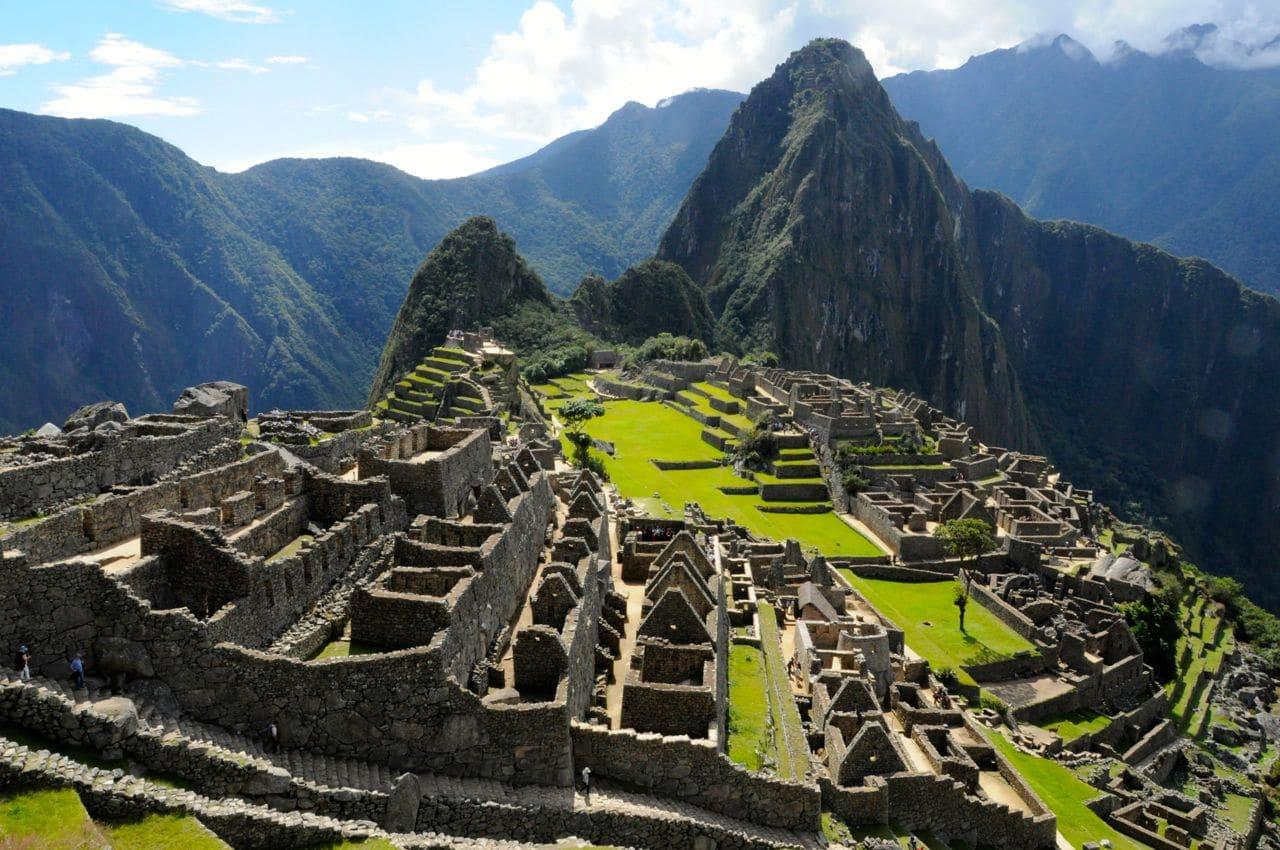 Machu Picchu, o minune între munți