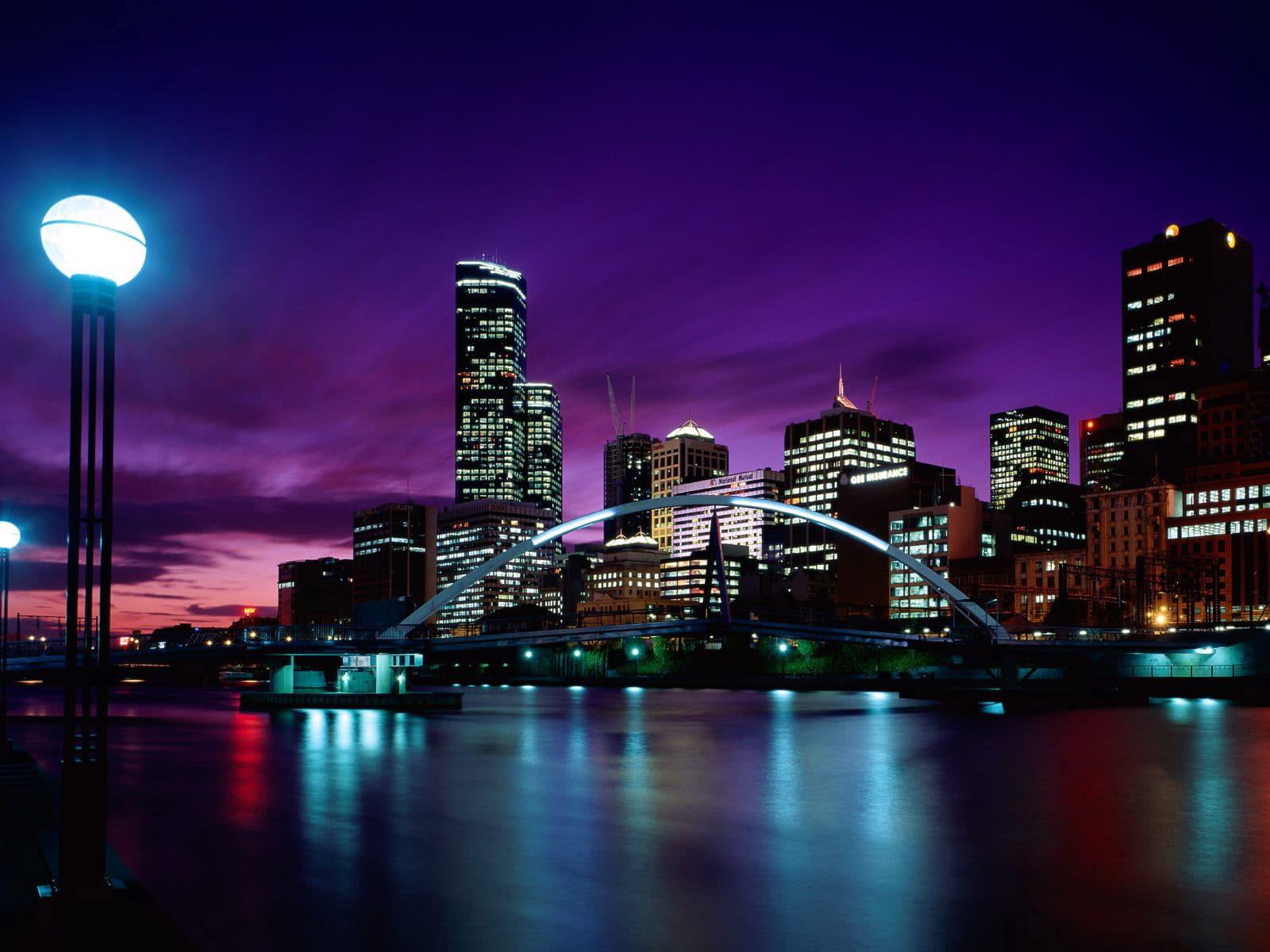 Melbourne este cu siguranță unul dintre cele mai moderne orașe din lume